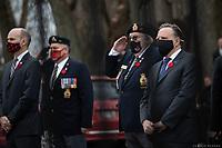 2020 11 11 WAR -JOUR du SOUVENIR a Québec  - HO