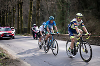 Jan Bakelants (BEL/Intermarché - Wanty - Gobert)  in the breakaway group<br /> <br /> Stage 1 from Lido di Camaiore to Lido di Camaiore (156km)<br /> <br /> 56th Tirreno-Adriatico 2021 (2.UWT) <br /> <br /> ©kramon