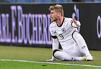 6th August 2020, Basel, Switzerland. UEFA National League football, Switzerland versus Germany; Timo Werner ger d