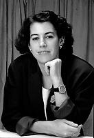Suzanne Lareau<br /> , 1990<br /> <br /> PHOTO : Agence Quebec Presse  -Denis Alix