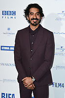 Dev Patel<br /> arriving for the British Independent Film Awards 2019 at Old Billingsgate, London.<br /> <br /> ©Ash Knotek  D3541 01/12/2019