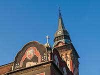 Rathaus von Subotica, Vojvodina, Serbien, Europa<br /> city hall, Subotica, Vojvodina, Serbia, Europe