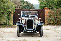 BNPS.co.uk (01202) 558833<br /> Pic: Bonhams/BNPS<br /> <br /> A vintage Austin motorcar comedian Spike Milligan gifted to his Goon Show colleague Peter Sellers after he lost his driving licence has emerged for sale.<br /> <br /> The 1930 Austin Heavy Twelve Open Tourer Deluxe was bought by Milligan in the 1950s after the success of the famous radio show that starred himself, Sellers and Harry Seacombe. <br /> <br /> He nicknamed the touring car 'Old Min' after one of the show's characters.<br /> <br /> The car is coming up for sale with Bonhams for £35,000.