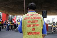 17.09.2020 - Ato funcionários dos Correios em SP