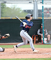 Jesse Berardi - Cleveland Indians 2020 spring training (Bill Mitchell)