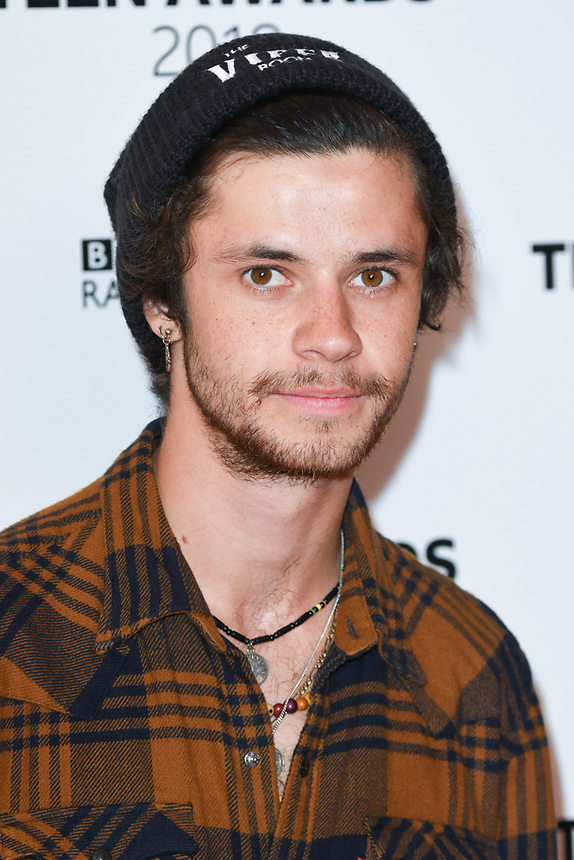 Cel Spellman<br /> arriving for the Radio 1 Teen Awards 2018 at Wembley Stadium, London<br /> <br /> ©Ash Knotek  D3454  21/10/2018
