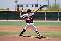 14U-CBA Wave Gold v Bombers Baseball Club of Southern California