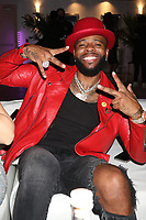 FT. LAUDERDALE, FL - FEBRUARY 28, 2021 - Emjay attends Floyd Mayweather's futuristic 44th birthday party at The Venue on February 18, 2021 in Fort Lauderdale, Florida. Photo Credit: Walik Goshorn/Mediapunch