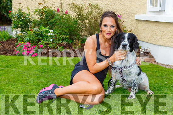 Elaine O'Neill Killarney who is running to raise funds for care dogs for children with autism