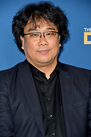 LOS ANGELES, USA. January 25, 2020:  Bong Joon-ho at the 72nd Annual Directors Guild Awards at the Ritz-Carlton Hotel.<br /> Picture: Paul Smith/Featureflash