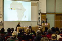 """10.11.2014 - LSE presents: """"Ebola, Peace and Security"""""""