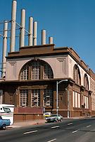 San Diego: SDG&E Power Sub-station, 707 Broadway. 1929, William T. Johnson.  (Photo '80)