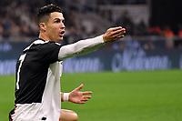 Cristiano Ronaldo of Juventus <br /> Milano 6-10-2019 Stadio Giuseppe Meazza <br /> Football Serie A 2019/2020 <br /> FC Internazionale - Juventus FC <br /> Photo Andrea Staccioli / Insidefoto