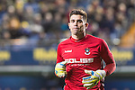 Goalkeeper Manuel Rodriguez Descalzo, Manolo of CD Toledo looks on during their Copa del Rey 2016-17 match between Villarreal CF and CD Toledo at the Estadio El Madrigal on 20 December 2016 in Villarreal, Spain. Photo by Maria Jose Segovia Carmona / Power Sport Images