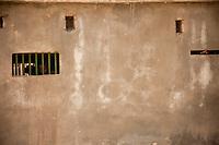Prisoners in Mandhera  maximum security prison Manhera, Somaliland.