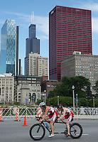2014 ITU World Paratriathlon Series - Chicago