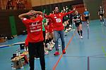 Adrian Fuladdjusch Trainer der Kurpfalz Baeren / 1. Frauen Handball Bundesliga / Kurpfalz Baeren gegen VFL Oldenburg / 03.04.2021<br /> <br /> Foto © PIX-Sportfotos *** Foto ist honorarpflichtig! *** Auf Anfrage in hoeherer Qualitaet/Aufloesung. Belegexemplar erbeten. Veroeffentlichung ausschliesslich fuer journalistisch-publizistische Zwecke. For editorial use only.
