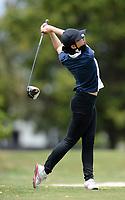 Zhuo Yi Hu, Man/Wang, 2019 New Zealand Women's Interprovincials, Maraenui Golf Club, Napier, Hawke's Bay, New Zealand, Tuesday 03rd December, 2019. Photo: Sarah Lord/www.bwmedia.co.nz