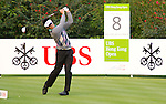 Action during Round 2 of the UBS Hong Kong Golf Open 2011 at Fanling Golf Course in Hong Kong on 1st December 2011. Photo © Derek Lee / The Power of Sport Images