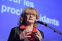 Jan  2012 - Montreal, Quebec,  CANADA - Marguerite Blais,