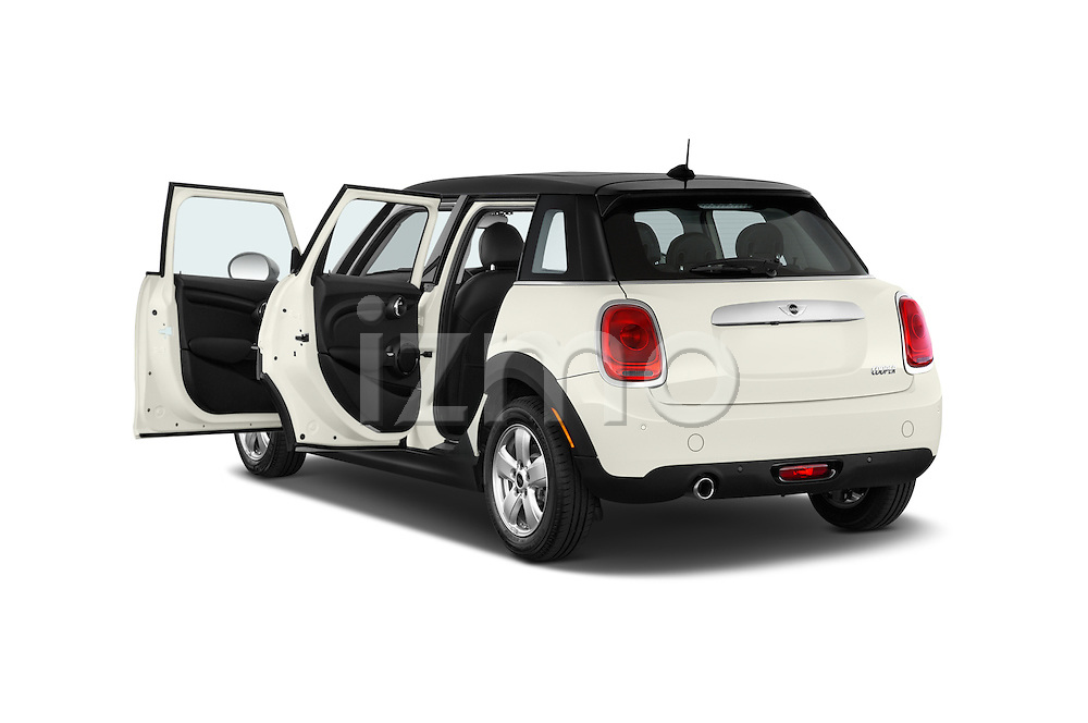 Car images of a 2015 MINI Cooper Hardtop S 4 Door Hatchback Doors