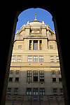 A Different View Of The Shanghai Bund Building.  This Was Taken From The Other Side Of The Central Courtyard To The Rear.