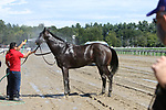 SEPT 06, 2021: Tell Your Daddy, #1, ridden by John Velazquez, wins the Gr.2 Bernard Baruch Stakes, going 1 1/16 on the turf, at Saratoga Racecourse, Saratoga Springs, New York. Sue Kawczynski/Eclipse Sportswire/CSM