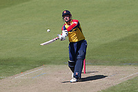 Simon Harmer in batting action for Essex during Glamorgan vs Essex Eagles, Vitality Blast T20 Cricket at the Sophia Gardens Cardiff on 13th June 2021
