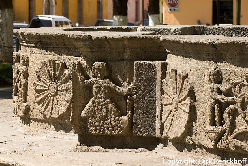 Guatemala, Kirche und Kloster La Merced in Antigua