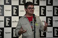 Sao Paulo (SP), 12/03/2020 - Bob Gruen - O jprnalista Ricardo Alexandre, curador da exposicao. Entre os dias 13 de marco e 7 de junho, pela primeira vez no pais, a exposicao John Lennon em Nova York por Bob Gruen , fica em cartaz no Museu da Imagem e do Som - MIS, na Avenida Europa, zona sul da capital. O MIS funciona de terca a sabado, e a entrada e gratuita as tercas e para criancas ate cinco anos. No dia 14/03, as 14h, acontece bate-papo com o fotografo, com entrada gratuita. (Foto: Ale Frata/Codigo 19/Codigo 19)