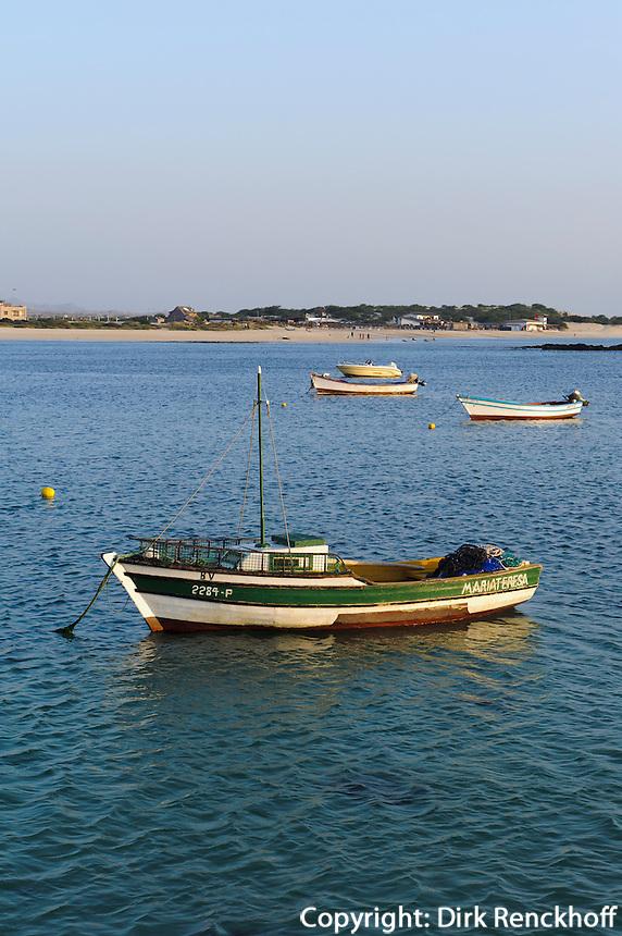 Hafen von Sal Rei, Boa Vista, Kapverden, Afrika