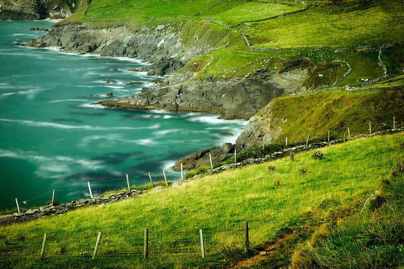 Slea Head. Dingle Peninsula. Ireland