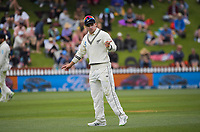 Black Caps captain Tom Latham during day three of the second International Test Cricket match between the New Zealand Black Caps and West Indies at the Basin Reserve in Wellington, New Zealand on Sunday, 13 December 2020. Photo: Dave Lintott / lintottphoto.co.nz