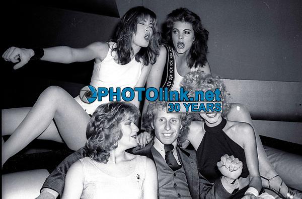 1978 FILE PHOTO<br /> New York City<br /> Vitas Gerulaitis at Studio 54<br /> Photo by Adam Scull-PHOTOlink.net