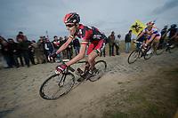 Paris-Roubaix 2012 ..Allesandro Ballan