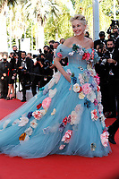 """CANNES, FRANCE - JULY 14: Sharon Stone at the """"A Felesegam Tortenete/The Story Of My Wife"""" screening during the 74th annual Cannes Film Festival on July 14, 2021 in Cannes, France.<br /> CAP/GOL<br /> ©GOL/Capital Pictures"""