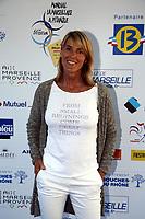 NATHALIE SIMON - SOIREE DE LANCEMENT DU MONDIAL LA MARSEILLAISE DE PETANQUE A MARSEILLE . FRANCE , 02/07/2017