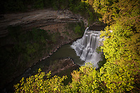 Burgess Falls From Above