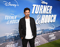 """LOS ANGELES, CA - JULY 15: Anthony Ruivivar attends a premiere event for the Disney+ original series """"Turner & Hooch"""" at Westfield Century City on July 15, 2021 in Los Angeles, California. (Photo by Frank Micelotta/Disney+/PictureGroup)"""