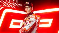 Marc Marquez <br /> 09/02/2021 Repsol Honda MotoGp Team <br /> Photo Honda Press Office / Insidefoto <br /> EDITORIAL USE ONLY