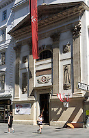Malteserkirche, Kärtner Str 37, Wien, Österreich, UNESCO-Weltkulturerbe<br /> Maltese Church, Kärtner Str. 37, Vienna, Austria, world heritage