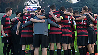 Stanford, CA:  Stanford Men's Soccer versus Washington at Cagan Stadium.