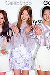 """Song Ha-Young(fromis_9), May 19, 2019 : K-Culture festival """"KCON 2019 JAPAN"""" at the Makuhari Messe Convention Center in Chiba, Japan. (Photo by Pasya/AFLO)"""