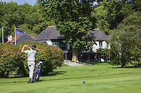 France, Aquitaine, Pyrénées-Atlantiques, Béarn, Pau: Le Golf: Pau Golf Club , le terrain de Golf //  France, Pyrenees Atlantiques, Bearn, Pau, the Pau Golf Club <br /> [Autorisation N°: 2014-163]