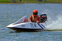 Michelle Snyder (71-W) (runabout)....Stock  Outboard Winter Nationals, Ocoee, Florida, USA.13/14 March, 2010 © F.Peirce Williams 2010