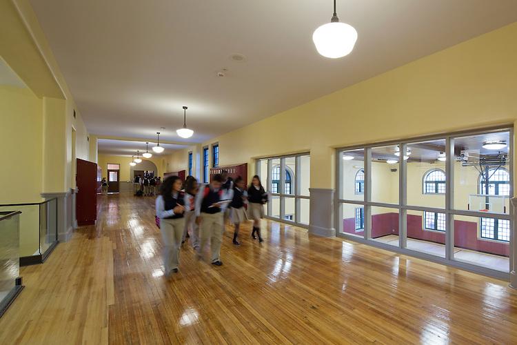 Cristo Rey High School   Schooley Caldwell Associates & Corna-Kokosing