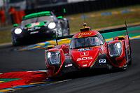 FIA WEC FREE PRACTICE - 24 HOURS OF LE MANS (FRA)08/18-22/2021