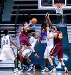 Tulane gets by Loyola, 70-68, in an exhibition game to start the 2011-2012 Men's Basketball Season.