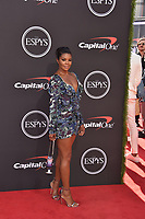LOS ANGELES, USA. July 10, 2019: Gabrielle Union at the 2019 ESPY Awards at the Microsoft Theatre LA Live.<br /> Picture: Paul Smith/Featureflash