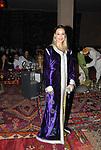 MICHELA BRUNI<br /> FESTA DI PRESENTAZIONE DEL CALENDARIO DI MEO -  <br /> PALAZZO KADIRI  MARRAKECH 2010